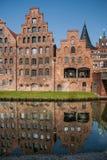 Παλαιό Λούμπεκ Στοκ φωτογραφίες με δικαίωμα ελεύθερης χρήσης