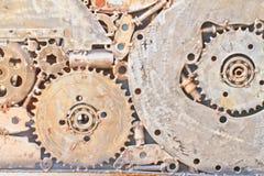 Παλαιό μέταλλο Στοκ εικόνα με δικαίωμα ελεύθερης χρήσης