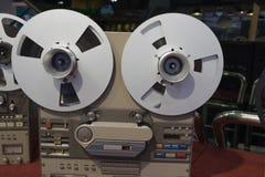 Παλαιό μαγνητόφωνο ταινιών Στοκ φωτογραφίες με δικαίωμα ελεύθερης χρήσης