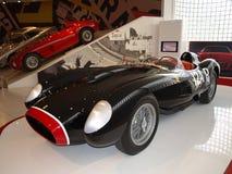 Παλαιό μαύρο αυτοκίνητο - τύπος 1 Στοκ Φωτογραφίες