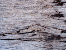 Παλαιό μαύρο ξύλινο υπόβαθρο σύστασης Στοκ Εικόνες