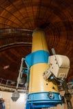 Παλαιό μεγάλο οπτικό τηλεσκόπιο τροπαίων Στοκ Εικόνες