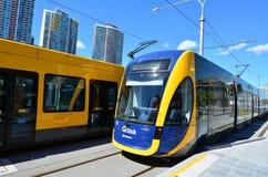 Παλαιό μετρό Γ ακτών - Queensland Αυστραλία Στοκ εικόνα με δικαίωμα ελεύθερης χρήσης