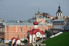 Παλαιό μοναστήρι στη Ρωσία Στοκ φωτογραφία με δικαίωμα ελεύθερης χρήσης