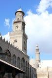 Παλαιό μουσουλμανικό τέμενος στην Αίγυπτο Στοκ Εικόνες