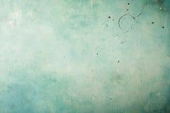 Παλαιό μπλε υπόβαθρο με τους λεκέδες καφέ Στοκ εικόνες με δικαίωμα ελεύθερης χρήσης
