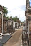 Παλαιό νεκροταφείο Νέα Ορλεάνη Στοκ φωτογραφία με δικαίωμα ελεύθερης χρήσης