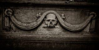 Παλαιό νεκροταφείο, Zinnik, Βέλγιο Στοκ Εικόνα