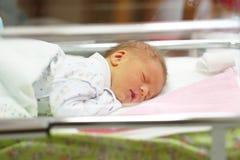 Παλαιό νεογέννητο μωρό τριών ημερών Στοκ φωτογραφία με δικαίωμα ελεύθερης χρήσης