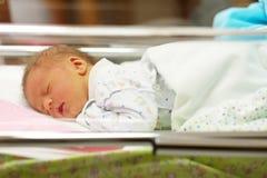 Παλαιό νεογέννητο μωρό τριών ημερών Στοκ Εικόνες