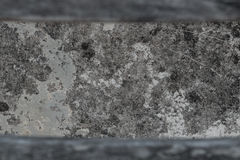 Παλαιό ξεπερασμένο τσιμεντένιο πάτωμα με τη θολωμένη ξύλινη σύσταση πλαισίων Στοκ Φωτογραφίες