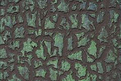 Παλαιό ξεπερασμένο χρώμα Στοκ Εικόνα