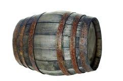 Παλαιό ξύλινο βαρέλι Στοκ εικόνες με δικαίωμα ελεύθερης χρήσης