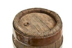 Παλαιό ξύλινο βαρέλι Στοκ φωτογραφία με δικαίωμα ελεύθερης χρήσης
