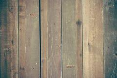 Παλαιό ξύλινο εκλεκτής ποιότητας ύφος τοίχων Στοκ Φωτογραφία