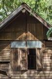 Παλαιό ξύλινο σπίτι Στοκ Εικόνα
