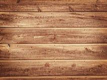Παλαιό ξύλινο υπόβαθρο - εκλεκτής ποιότητας καφετιά και κίτρινα χρώματα ύφους. Στοκ Φωτογραφία
