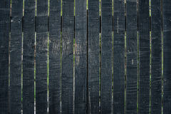 Παλαιό ξύλινο υπόβαθρο σύστασης, ξύλινος πίνακας, αγροτικός φράκτης Στοκ Εικόνα