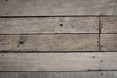 Παλαιό ξύλινο υπόβαθρο Στοκ εικόνες με δικαίωμα ελεύθερης χρήσης