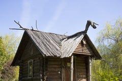 Παλαιό ξύλινο hous Στοκ Φωτογραφίες