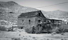 Παλαιό ορυχείο Tropico κοντά στο ασβέστιο Rosamond Στοκ Εικόνες
