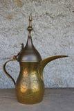 παλαιό δοχείο καφέ Στοκ Εικόνες