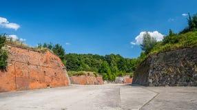 Παλαιό οχυρό Klodzko, Πολωνία Στοκ Εικόνα