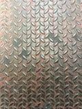 Παλαιό πάτωμα σιδήρου στοκ εικόνα