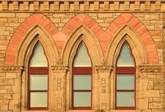 Παλαιό παράθυρο στην Οττάβα στοκ εικόνες
