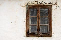παλαιό παράθυρο στοκ εικόνα με δικαίωμα ελεύθερης χρήσης