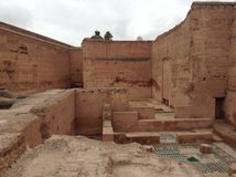παλαιό παλάτι στοκ εικόνες με δικαίωμα ελεύθερης χρήσης
