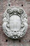 παλαιό παλτό όπλων Στοκ φωτογραφίες με δικαίωμα ελεύθερης χρήσης
