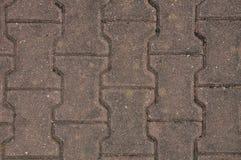 Παλαιό πεζοδρόμιο Στοκ φωτογραφίες με δικαίωμα ελεύθερης χρήσης