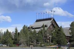 Παλαιό πιστό πανδοχείο Στοκ φωτογραφίες με δικαίωμα ελεύθερης χρήσης