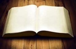 παλαιό πρότυπο βιβλίων Στοκ Φωτογραφίες