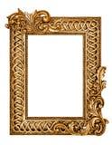 παλαιό πλαίσιο χρυσό Στοκ εικόνες με δικαίωμα ελεύθερης χρήσης