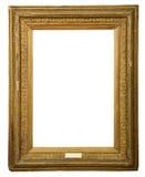 παλαιό πλαίσιο χρυσό Στοκ Εικόνες