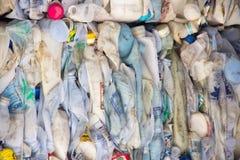 παλαιό πλαστικό μπουκαλ&i Στοκ φωτογραφίες με δικαίωμα ελεύθερης χρήσης