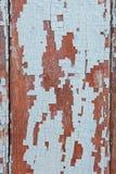Παλαιό ραγισμένο χρώμα επάνω Στοκ Φωτογραφία