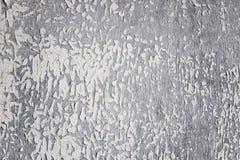 Παλαιό ραγισμένο χρώμα στον ξύλινο τοίχο Στοκ Εικόνα