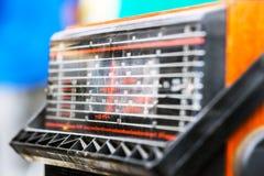 παλαιό ραδιόφωνο πινάκων στοκ εικόνα με δικαίωμα ελεύθερης χρήσης