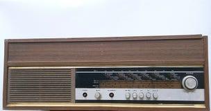 παλαιό ραδιόφωνο Στοκ Φωτογραφία