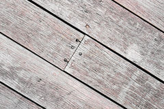 Παλαιό ριγωτό ξύλο Στοκ φωτογραφία με δικαίωμα ελεύθερης χρήσης