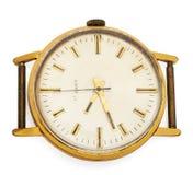 παλαιό ρολόι Στοκ Εικόνα