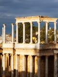 Παλαιό ρωμαϊκό θέατρο στο Μέριντα Στοκ φωτογραφία με δικαίωμα ελεύθερης χρήσης