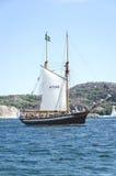 Παλαιό σκάφος πανιών Στοκ εικόνα με δικαίωμα ελεύθερης χρήσης