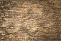 Παλαιό σκοτεινό κατασκευασμένο ξύλινο υπόβαθρο grunge Στοκ φωτογραφία με δικαίωμα ελεύθερης χρήσης