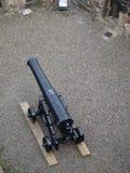 Παλαιό σκωτσέζικο πυροβόλο στοκ εικόνα