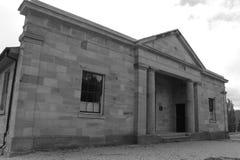 Παλαιό σπίτι δικαστηρίου Στοκ Εικόνες