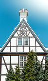 Παλαιό σπίτι στην οδό του Γντανσκ, Πολωνία, Ευρώπη Στοκ εικόνα με δικαίωμα ελεύθερης χρήσης